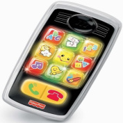 Game / Play Fisher-Price Laugh & Learn, Baby's Way to Playtime Learning and Fun, Smilin' Smart Phone Toy / Child / Kid