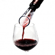 vanki 3 pcs Home and Travel Wine Aerator