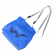 Wellhouse Authorised Hiking Swimming PVC Dry Bag Pouch Pack Blue
