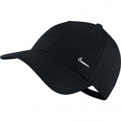 Nike Classic Youth Metal Swoosh Baseball Cap in Black 405043 010