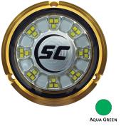 SHADOW-CASTER AQUA GREEN SINGLE colour UNDERWATER LIGHT