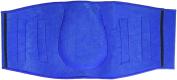 LifeShop Women's Waist Trainer Cincher Tummy Slimmer Body Shape Wear Girdle, Blue, Large