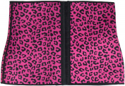 LifeShop Women's Waist Cincher and Sleeker for Quality Toned Form, Leopard, Medium