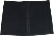 LifeShop Women's Waist Trainer Cincher Tummy Slimmer Body Shape Wear Girdle, Black, X-Large