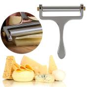 Cheese Slicer Clode® 1PC Kitchen Accessories Zinc Alloy Cheese Slicer Cheese Grater Cake Cutter Butter Kitchen Tools