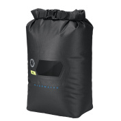 MUSTANG BLUEWATER 15 litre ROLL TOP DRY BAG BLACK