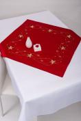 Square Table Runner – Red – étoile- très-jolie- Christmas For Your – – de- Centrepiece –