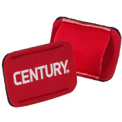 Century Neoprene Knuckleshield Handwrap Padded Inserts - Red