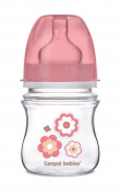 "CANPOL Babies Wide Neck Anti-colic Bottle EasyStart ""Newborn Baby"" 120 ml"
