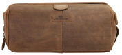 LandLeder Culture Bag Smooth Leather Culture Bag