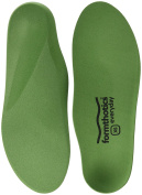 Formthotics CASUAL WELLBEING Comfort Insole, Green (Moos), 39 EU