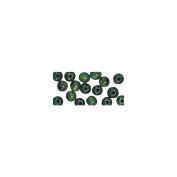 1200029 - RAYHER - 1200029 - Holzperlen, poliert, 4 mm ø, SB-Btl. 150 Stück, grün