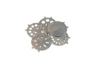 Proops Folding Diamond Gauge Gemstones 0.01-2 Carat. Multi Shape, Beads, Gems. (J1233) Free UK Postage
