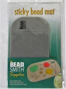 Beadsmith Sticky Bead Mat, 8.3cm x 14cm - 1st4Beads (TM) - UK Seller