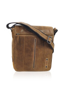 LandLeder Handbag Nature Brown