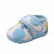 Beauty Top Toddler Newborn Baby Solid Soft Sole Prewalker Warm Shoes
