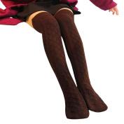 Women Socks,Mamum Womens Cable Knit Over knee Long Boot Winter Warm Thigh-High Soft Socks Leggings Black / Coffee / Red / White