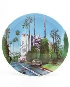 Royal Doulton – Nick Walker,The Morning After Beverley Hills Plate – Street Art