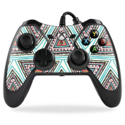 MightySkins Protective Vinyl Skin Decal for PowerA Pro Ex Xbox One Controller case wrap cover sticker skins Aztec Pyramids