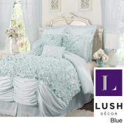 Lush Decor L'Amour Eternel Lucia 4-piece Comforter Set