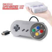 TSV 2017 SNES Classic Edition Controller For Nintendo Super NES Classic Edition Console