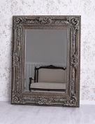 Baroque Mirror Silver Mirror Baroque Wall Mirror Floor Mirror Bathroom Mirror Palazzo Exclusive