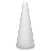 Styrofoam Cone-38cm x 10cm