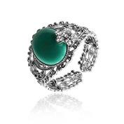 Yiwa Turquoise Bracelet Unique Court Style Elegant Hand Chain Christmas Gifts