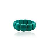 Yiwa Vintage Turquoise Bracelet Women Fashion Jewellery Elegant Exquisite Hand Wear Decoration