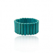 Yiwa Retro Turquoise Bracelet Women Girls Jewellery Fashion Exquisite Hand Chain Christmas Gift