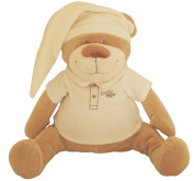 Teddy Bear Doodoo - Calms the Crying Baby with Womb Sounds - Automatic Turn On Puts the Baby To Sleep at Night
