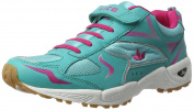 Lico Bob Vs, Girls' Handball Shoes, Blue (Tuerkis/pink), 6 UK