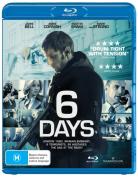 6 Days [Blu-ray] [Region B] [Blu-ray]