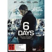 6 Days [DVD Movies] [Region 4]