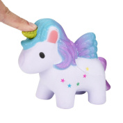 Dreamlike Unicorn Simulation Decompression Toy SOMESUN Squishy Scented Squishy Slow Rising Squeeze Toys Collection