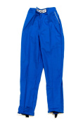 Crow Enterprises Blue Youth Large Single Layer Driving Pants P/N 26133