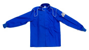 Crow Enterprises Blue Youth Small Driving Jacket P/N 25113