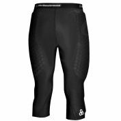 Mcdavid Classic Logo 9980 Y Hex Pad Race Protection Pant Youth Black Small