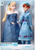 Disney Frozen Anna & Elsa Doll 2-Pack [Olaf's Frozen Adventure]