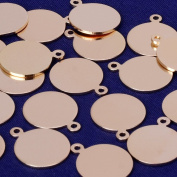12mm Brass round Stamping Blank Bar,necklace bar blanks,Name Plated,DIY Jewellery,Sold 20pcs/lot,rose gold