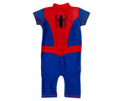 Spiderman Character Boys UV Protection Swim Wear Surf Swimsuit Swimming Costume