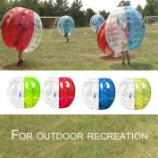 Inflatable Bubble Buffer Balls Bumper Soccer Zorb Ball Outdoor Activity Game