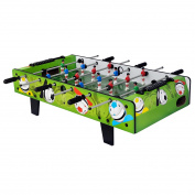 Children's Toys-0.9m Table Soccer Foosball Table Kick-off-Grass Green