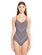 Lucky Brand Women's One-Piece Swimsuit