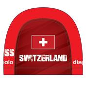 Diapolo Switzerland Lycra Cap Fabric Cap Swimming Cap Swimming Hat Cap