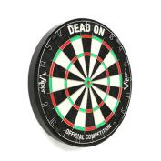 GLD Products Dead-On Bristle Dart Board