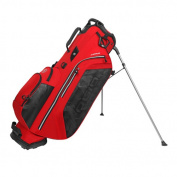 Ogio 2017 Cirrus Stand Bag - Fiery Red