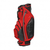Ogio 2017 Cirrus Cart Bag - Fiery Red