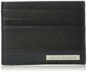 A X Armani Exchange Men's Credit Card Holder