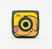 VENMO Waterproof Mini Action Camera For Kids Rechargeable 4.5cm LCD Screen 720P HD Digital Video Camcorder